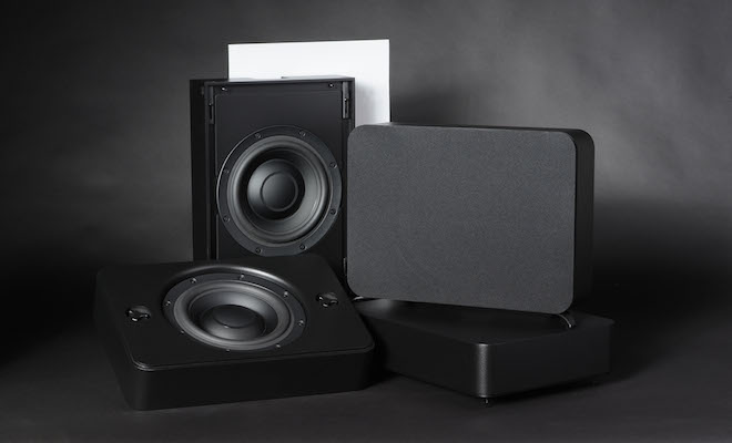 Triad Bronze Slimsub Subwoofers Group
