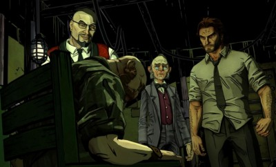 The Wolf Among Us: Season One