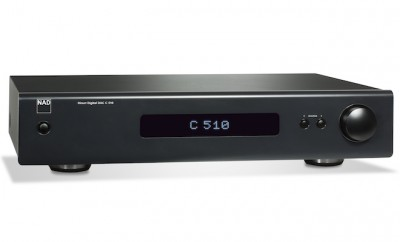 NAD C 510 Direct Digital Preamp/DAC