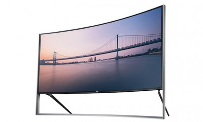Samsung UN105S9W 105-inch Curved UHD TV