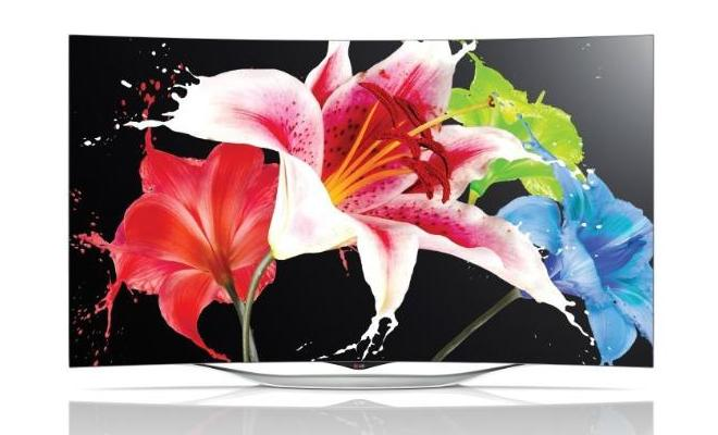 LG 55EC9300 Curved OLED TV