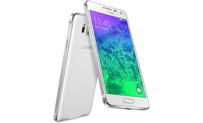 Samsung Galaxy Alpha Smartphone