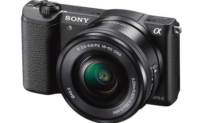 Sony ILCE-5100 Alpha Digital Camera