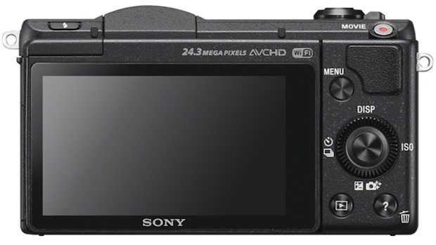 Sony ILCE-5100 Back