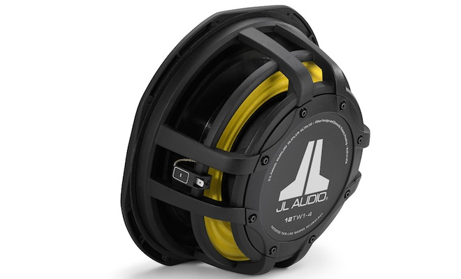 JL Audio 12TW1-4 Car Subwoofers