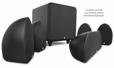 RBH Sound CTx Series Speaker System