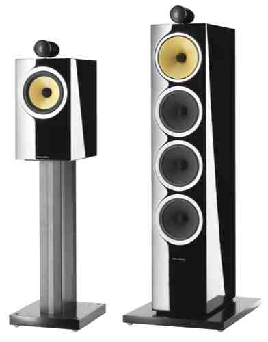 Bowers & Wilkins CM6 S2 & CM10 S2 Loudspeakers