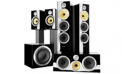 Bowers & Wilkins CM9 S2 Home Theater Speaker System