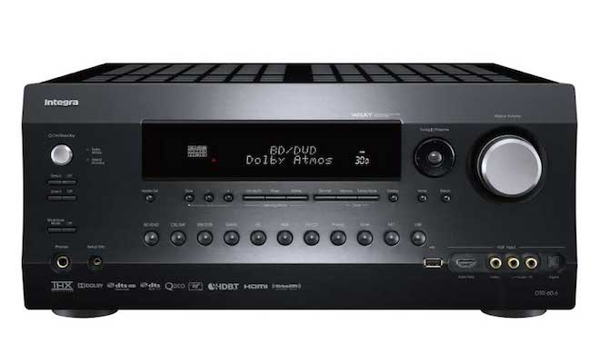 Integra DTR-60.6 A/V Receiver