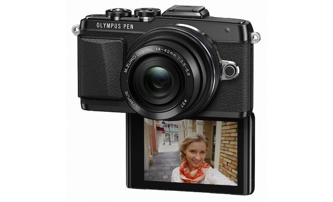 Olympus PEN E-PL7 Digital Camera