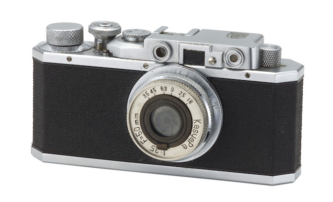 Kwanon Camera Prototype 1934
