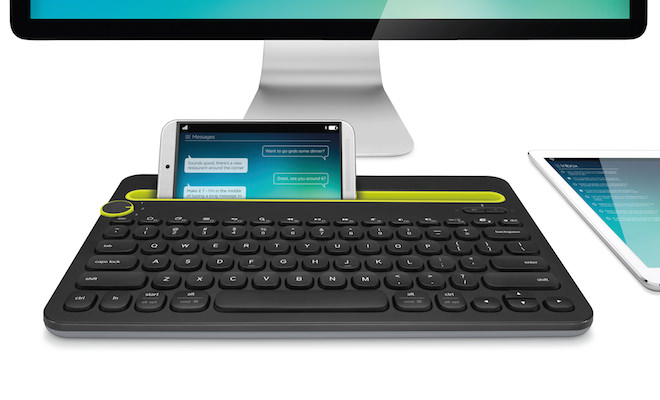 Logitech Bluetooth Multi-Device Keyboard K480-k480