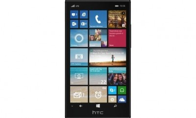 HTC One M8 with Windows Phone