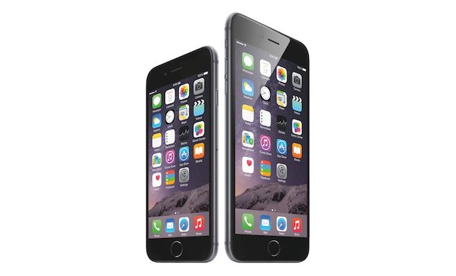 Apple iPhone 6 & iPhone 6 Plus Smartphones