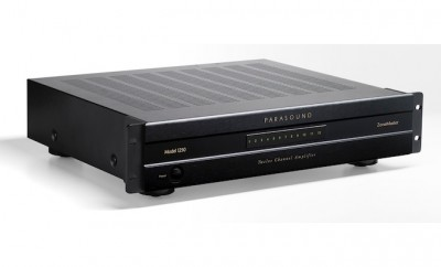 Parasound ZoneMaster 1250 12-channel universal power amplifier