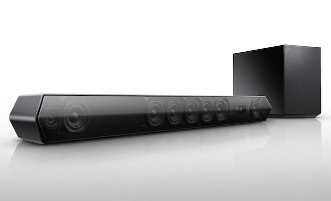Sony HT-ST5 Soundbar with Wireless Subwoofer