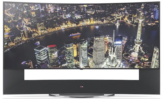 LG 105UC9 Ultra HD TV