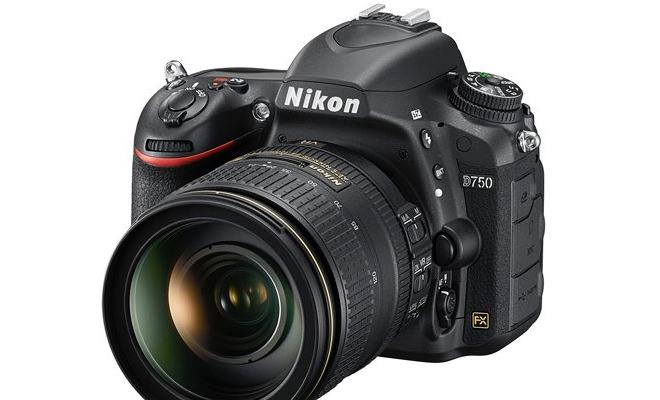 Nikon D750 D-SLR Camera