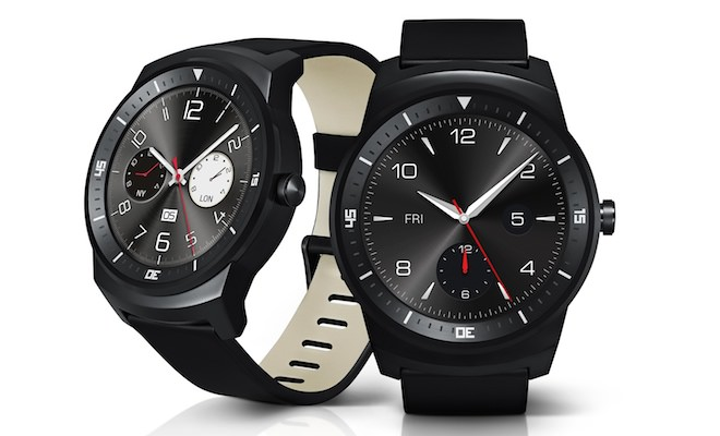 LG G Watch R Android Smartwatch