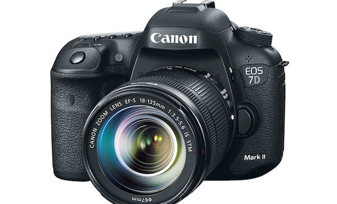 EOS 7D Mark II Digital SLR Camera