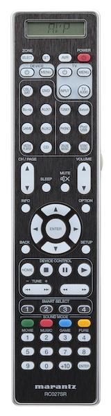 Marantz RC027SR Remote Control