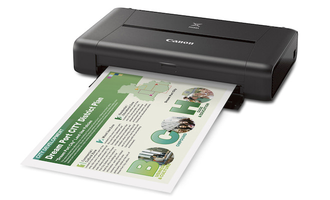 Canon PIXMA IP110 Mobile Printer