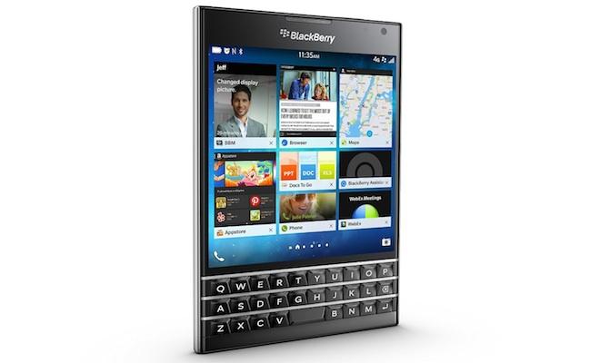 BlackBerry Passport Smartphone