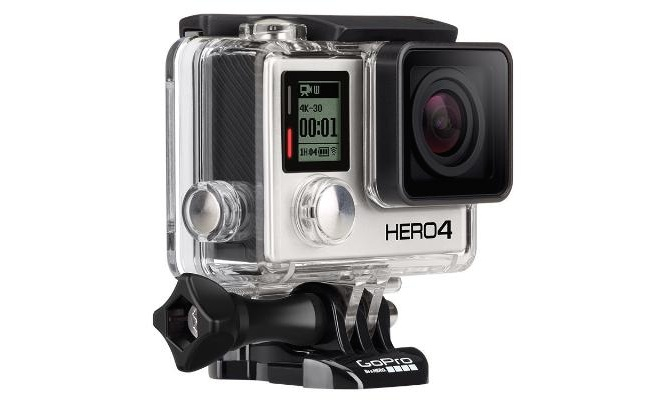 GoPro HERO4 Silver Edition