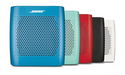 Bose SoundLink Bluetooth Color Speakers