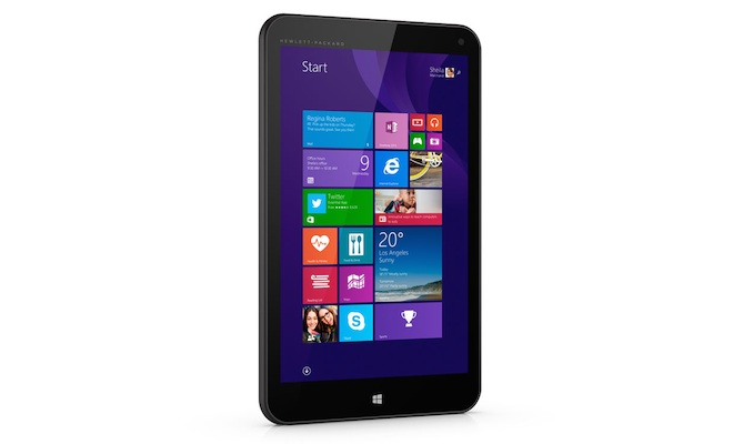 HP Stream8 Windows Tablet