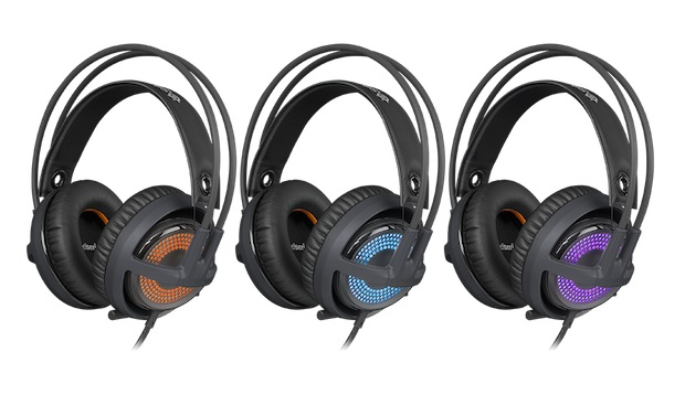 SteelSeries Siberia V3 Prism Gaming Headset