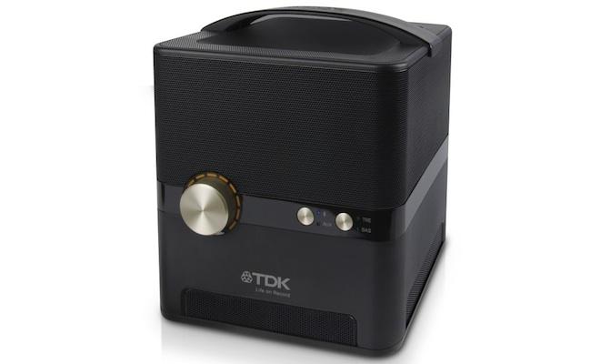TDK Trek 360 Wireless Speaker