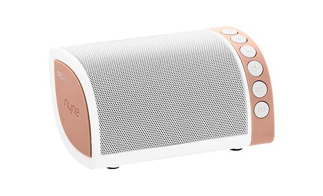 NYNE Royal Cruiser Wireless Speaker White