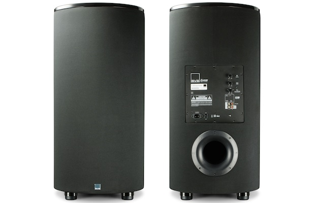 SVS PC-2000 Subwoofer Front Back
