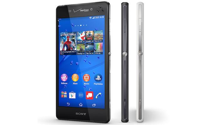 Sony Xperia Z3v Smartphone