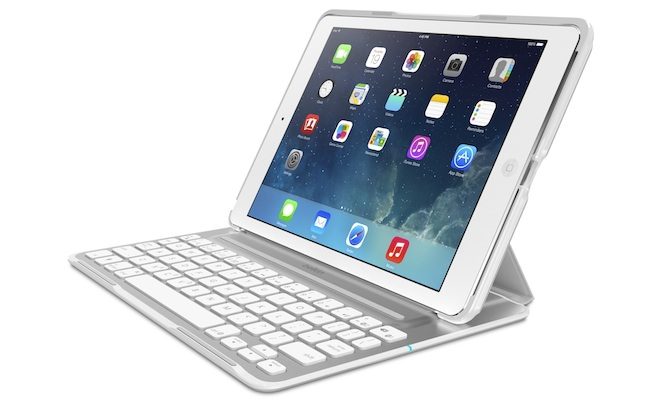 Belkin QODE Ultimate Pro Keyboard for iPad Air