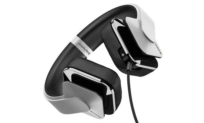 Alpine Headphone apollo white