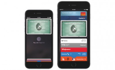 Apple Pay on iPhone 6