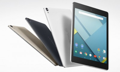 Google Nexus 9 Android Tablet
