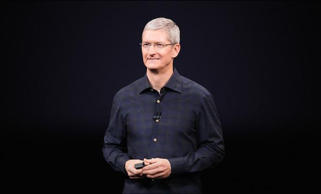Tim Cook Apple Keynote October 2014