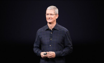 Tim Cook Apple Keynote October 2014