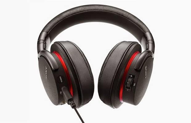 Sony MDR-1ADAC Headphones Bottom