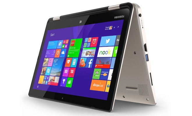 Toshiba Satellite Radius 11 Laptop