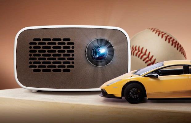 LG PH300 HD MiniBeam Projector Front