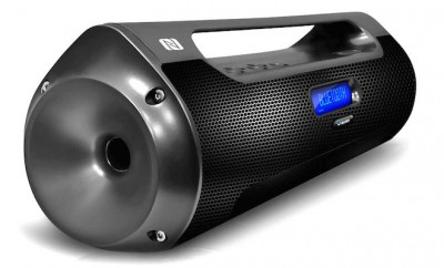 Pyle Audio PBMSPG50 Street Vibe Portable Bluetooth Speaker System