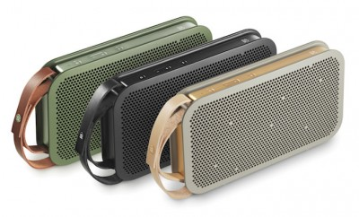 BeoPlay A2 Portable Bluetooth Speaker