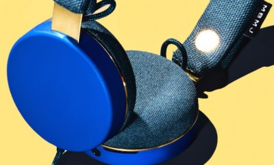 Urbanears X Marc by Marc Jacobs