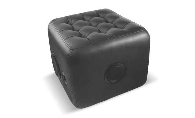 Ion Audio Sound Lounge Ottoman Speaker