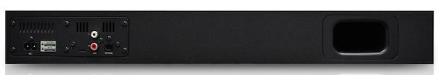 Pyle Audio PSBV600BT Back