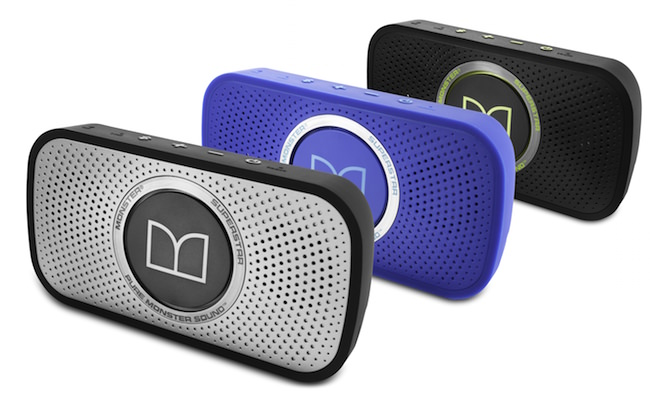 Monster SuperStar Bluetooth Speaker